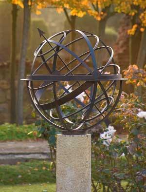 Armillary Sundials Garden Armillary Spheres