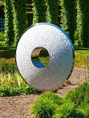 David Harber offers advice on factors to consider when selecting a garden sculpture