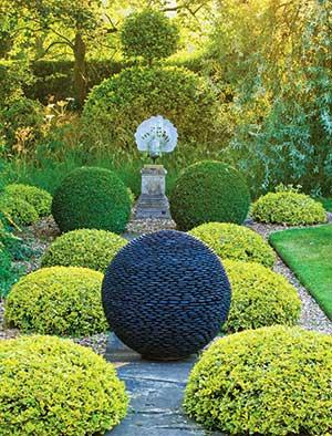 Contemporary Garden Sculpture | Stainless Steel Sculpture ...