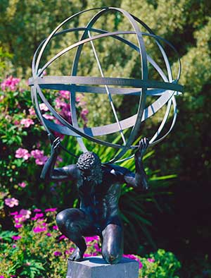 Merveilleux Hand Crafted Garden Sundials Of All Different Kinds