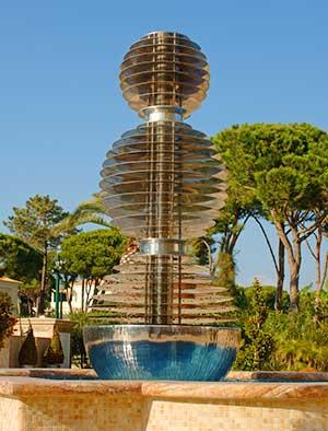 Garden Water Features Uk Stainless Steel Water Walls
