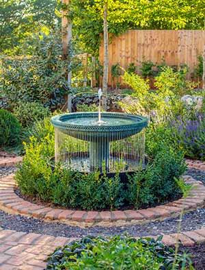Garden Water Features Uk Stainless Steel Water Walls Water Fountains David Harber