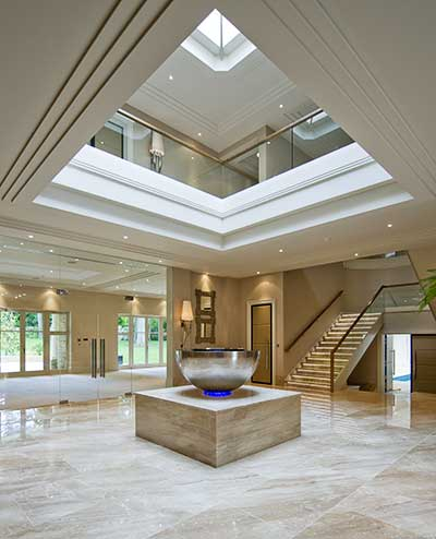 Large Chalice, luxury development, Weybridge, Surrey