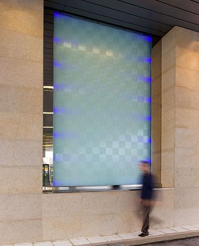 Commercial Water Features: Corporate Water Walls and Water Features