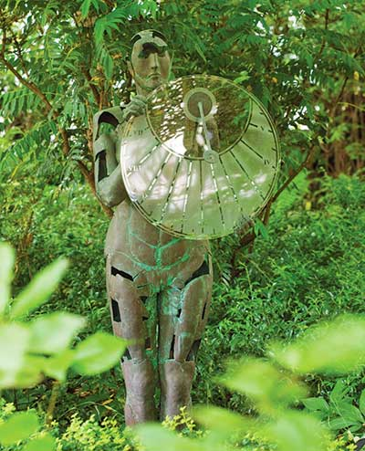 The Light Sorceress is like the spirit of its landscape