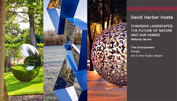 Third webinar in the David Harber Changing Landscapes Series explores Art in the Public Realm